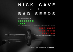 [:de]NICK CAVE & THE BAD SEEDS[:] @ Gartenbaukino & Filmcasino